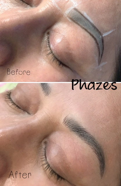 Microblading Downtown Los Angeles | Permanent Makeup | Jane Yi